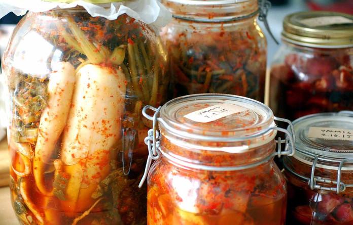 Tulista, rapsakkaa ja hapanta – kimchiä!