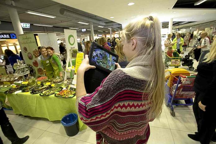 Tallinnan kasvisruokamessut löysivät tiensä sataman viereiseen Kulttuurikattilaan