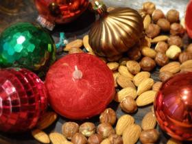 Lakritsimanteleita joulun odotukseen