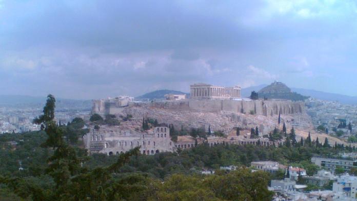 Ateena tarjoilee ravintoa sielulle ja ruumiille