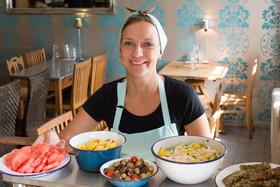 Vegaaninen tarjonta tuo ruokapaikoille lisää asiakkaita myös Joensuussa