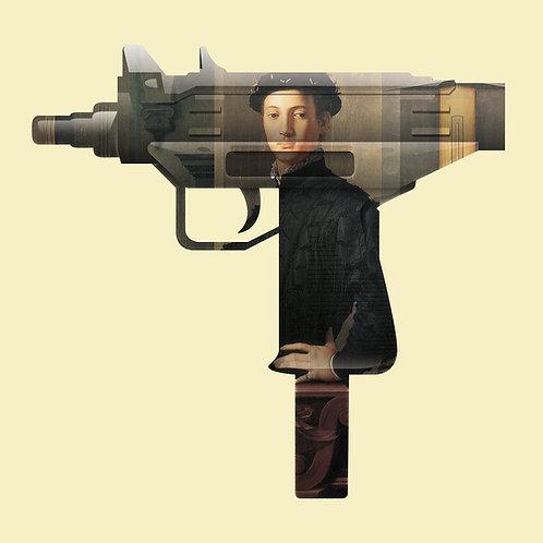 MACHINE GUN RENAISSANCE BOY