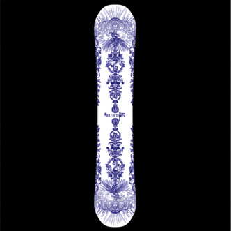 MAGNUS GJOEN X BURTON SNOWBOARDS