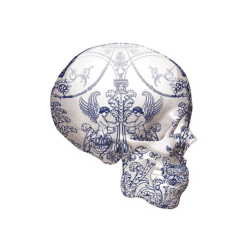 DELFT SKULL ANGELS OF DARK & LIGHT