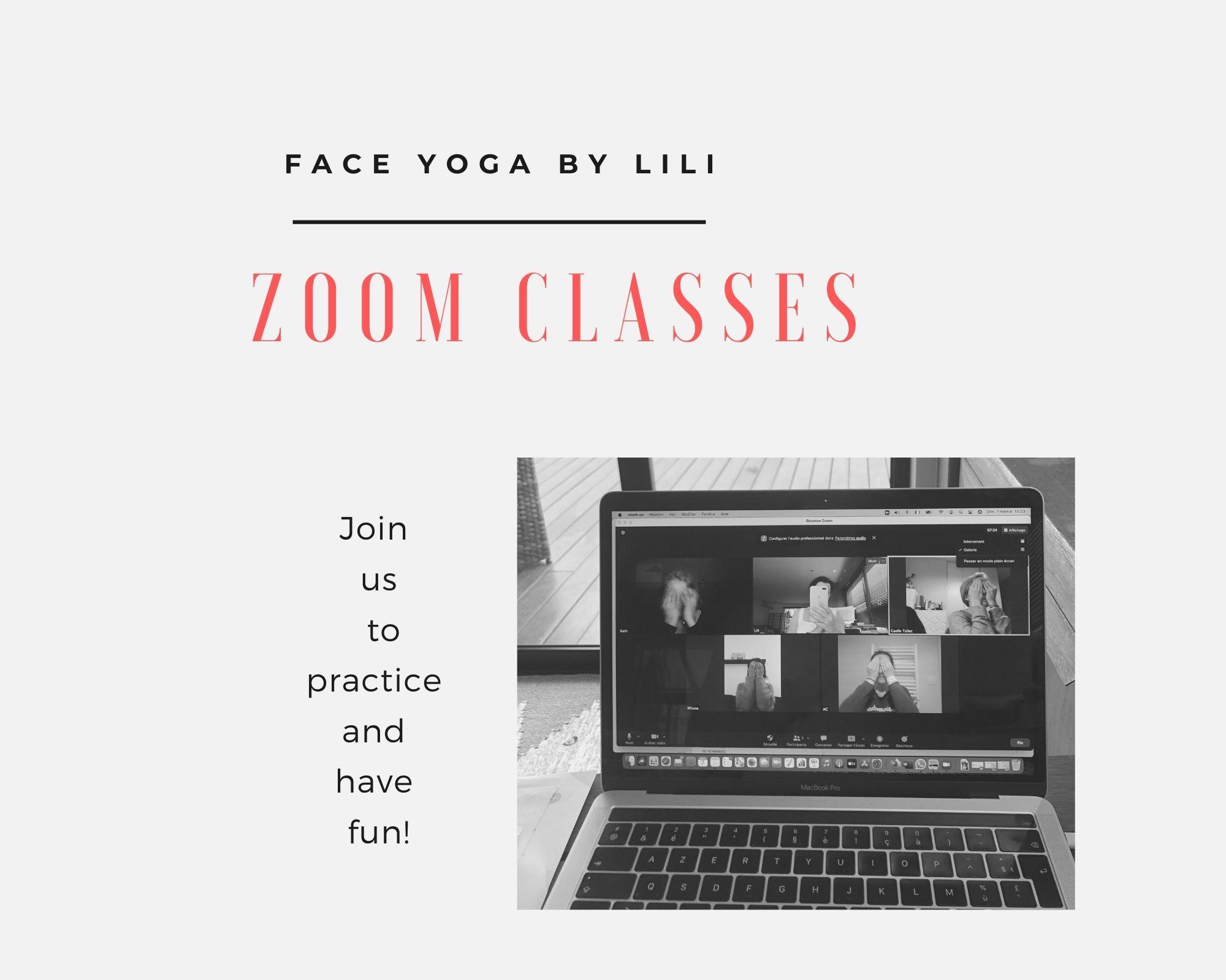 ZOOM Classes em portugues