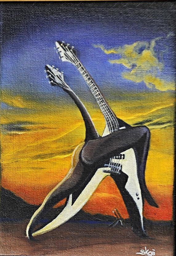 """G"" (Guitar)"