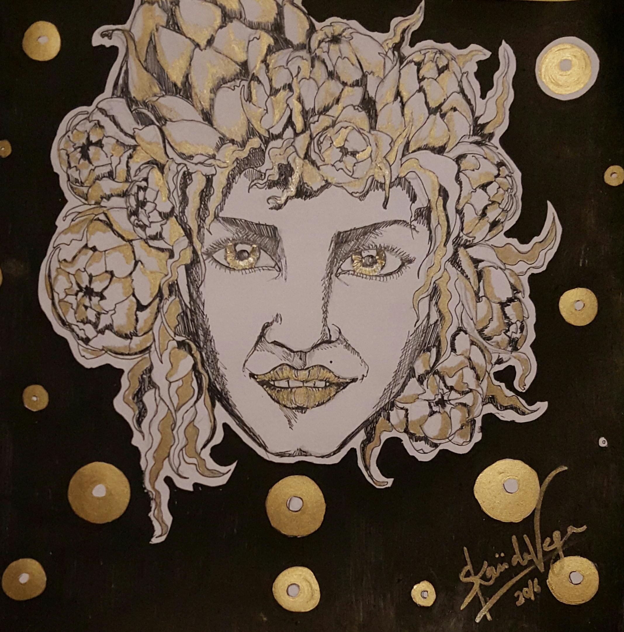 Artichoke Goddess