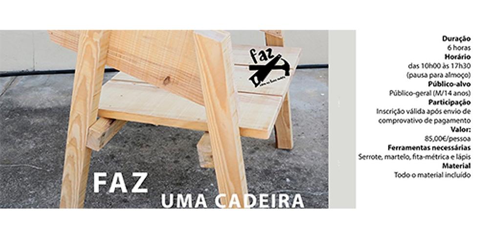 Workshop - FAZ uma Cadeira