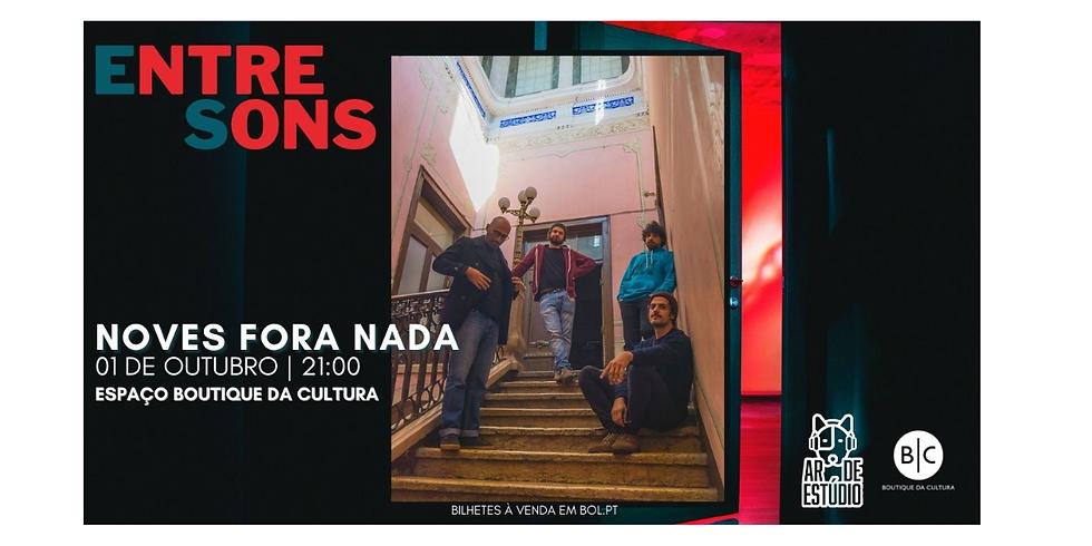 Festival EntreSons - Noves Fora Nada