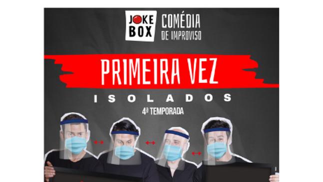 JokeBox - Primeira Vez [Isolados] - 4ªVaga