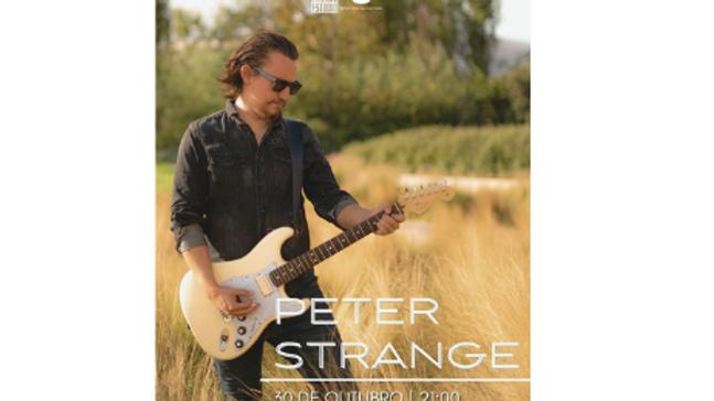 Peter Strange
