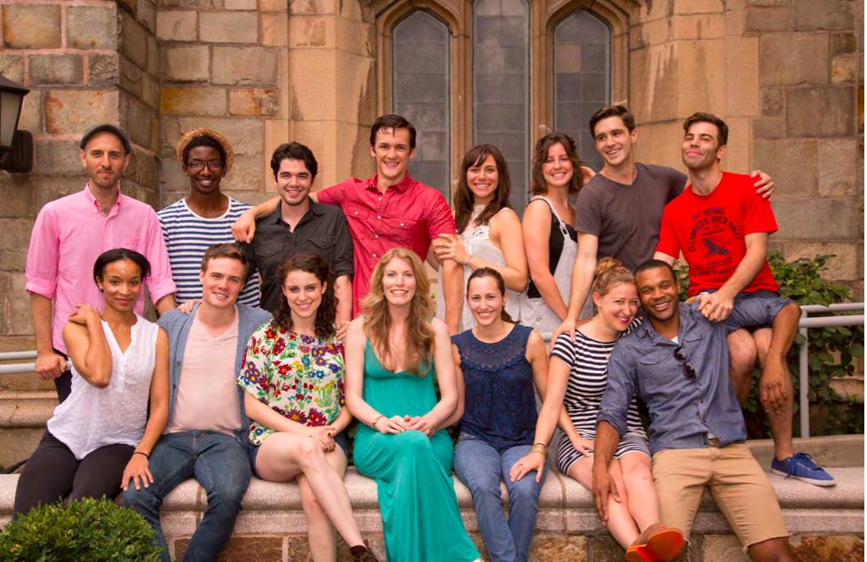Yale School of Drama Class of 2014