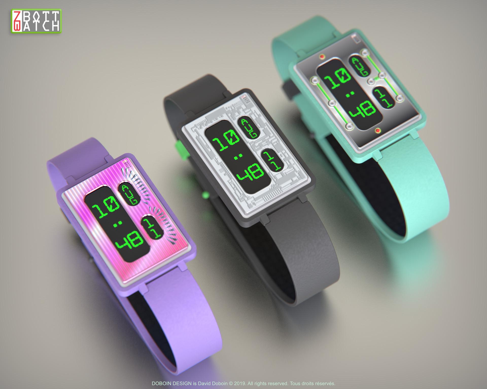 Zbott Watch