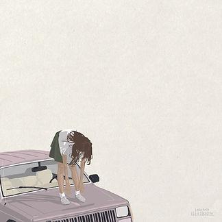 Frau auf Auto 08.02..jpg