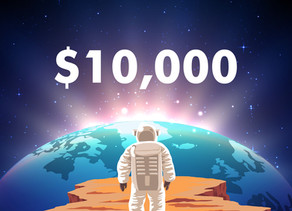 $10K or 2 Stars to Start a Business, Anyone?