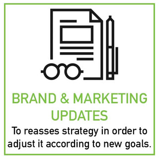 Branding and Marketing Updates