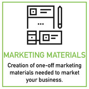 One-Off Marketing Materials