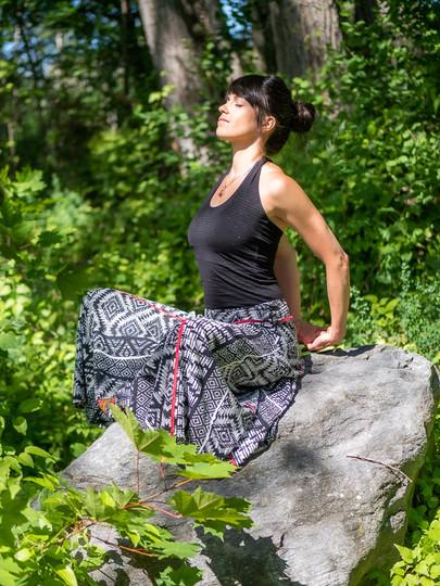 Emilie Shala espace de yoga
