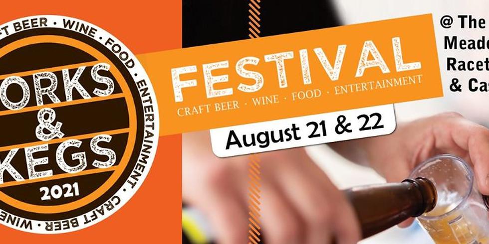 2021 Corks & Kegs Festival