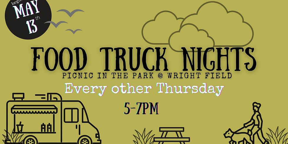 Food Truck Nights & Picnics in the Park
