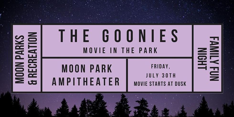 Moon Park Family Fun Nights: Goonies Film