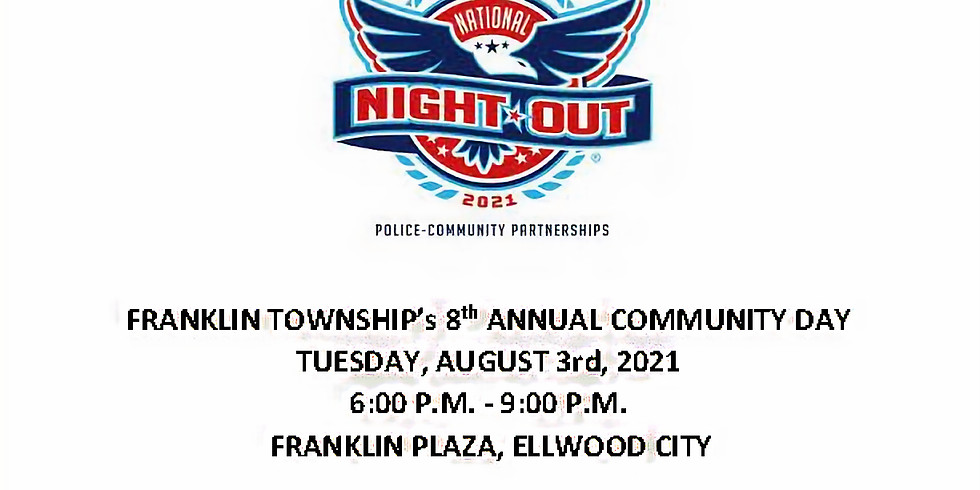 Franklin Township's 8th Annual Community Day