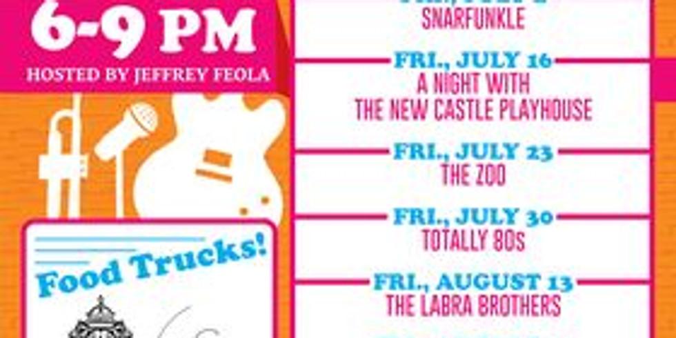 Summer Concerts LIVE!