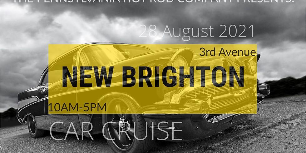New Brighton Car Cruise