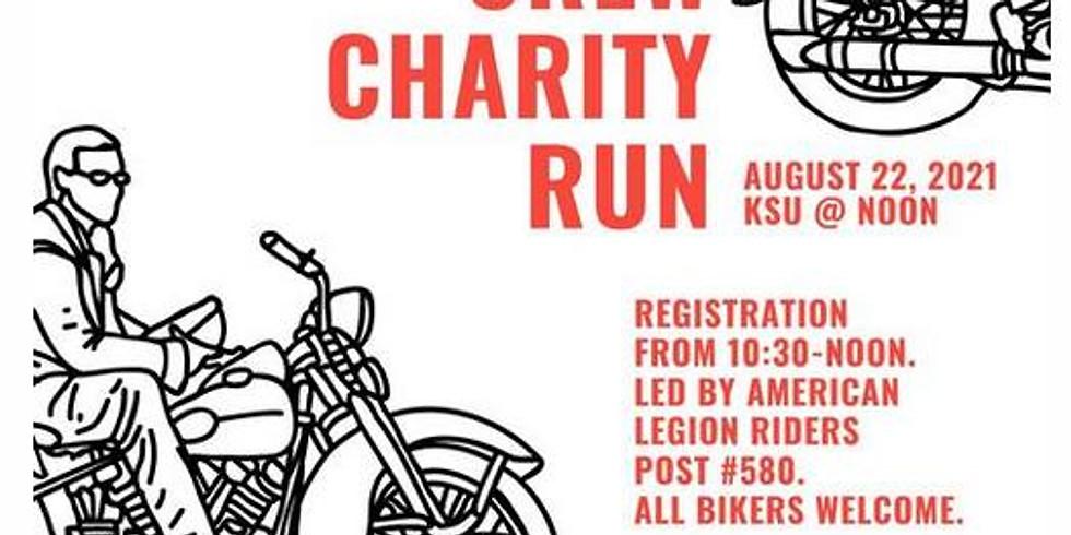 Jimmy's Kidney Crew Charity Run