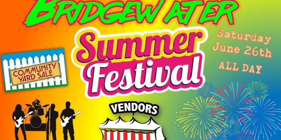 Bridgewater Summer Fest