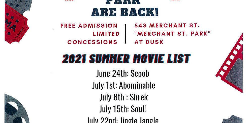 Movies in the Park - Ambridge Crime Watch