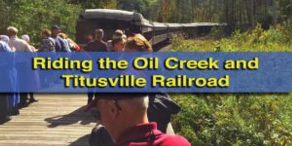 2021 Oil Creek & Titusville Railroad Events