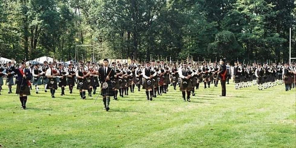 62nd Annual Ligonier Highland Games