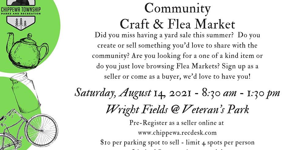 Community Craft & Flea Market