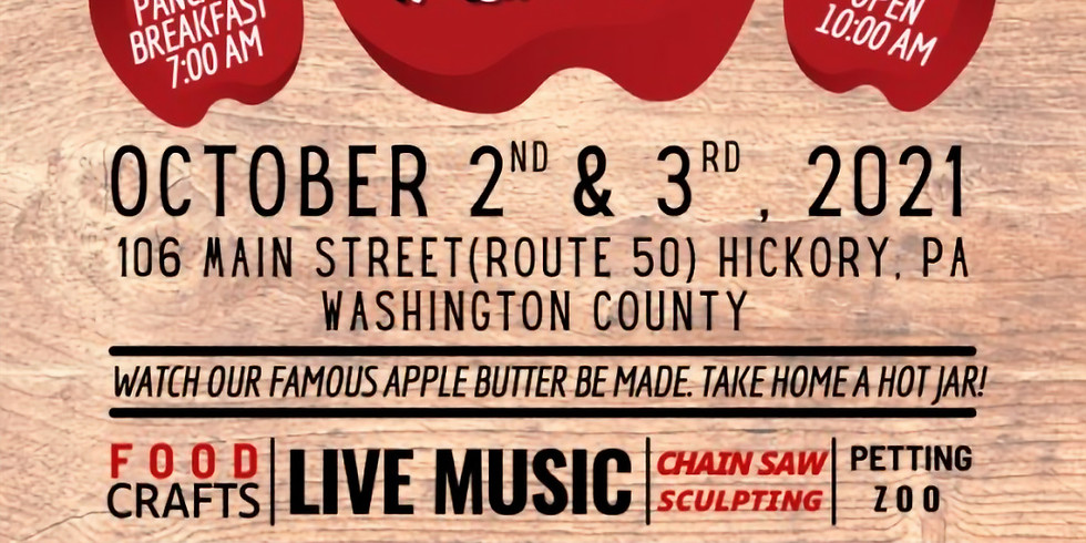 Hickory Apple Festival