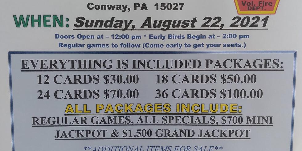 Conway VFD Super BYOB Drag Bingo