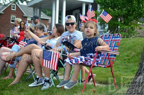 Midland 4th of July Parade
