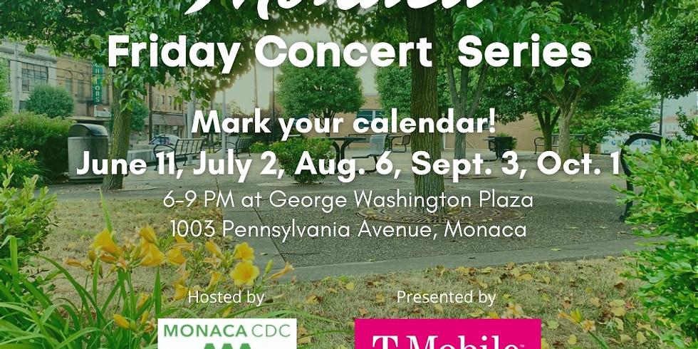 Monaca Friday Concert Series