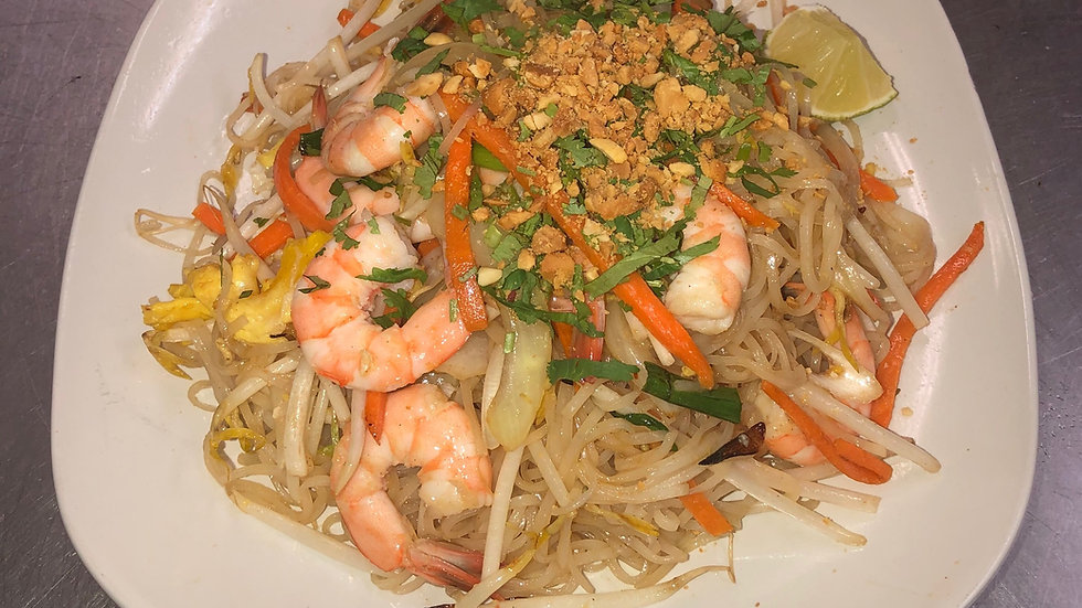 PT4. Shrimp Pad Thai