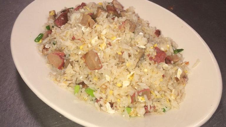 18. Pork Fried Rice