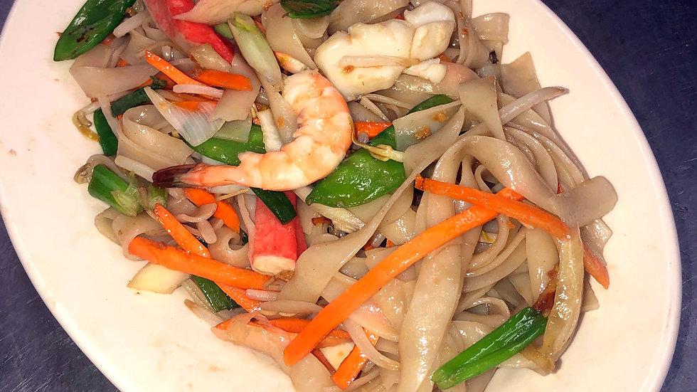 CF9. Seafood Chow Fun