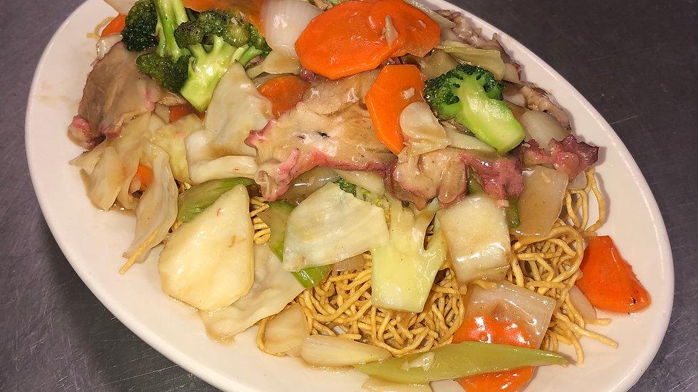 37. Pork Chow Mein