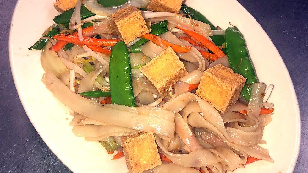CF7. Tofu Chow Fun
