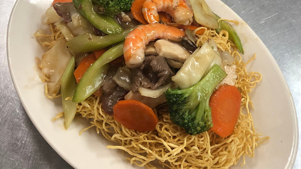 34. Special Chow Mein