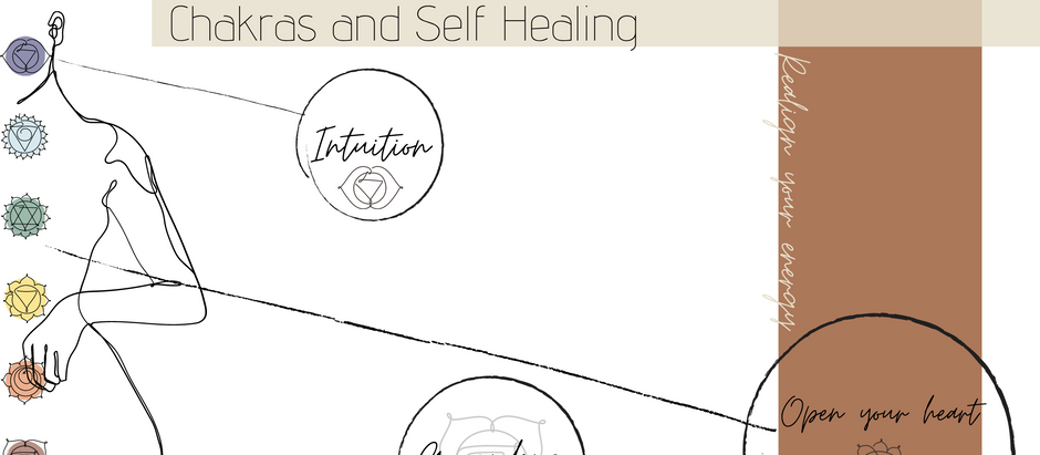 21 days of Self-Healing with the Chakras