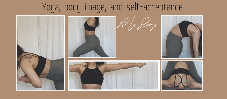 Yoga, body image, and self-acceptance