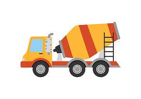 concrete-mixer-truck-flat-vector-800x566