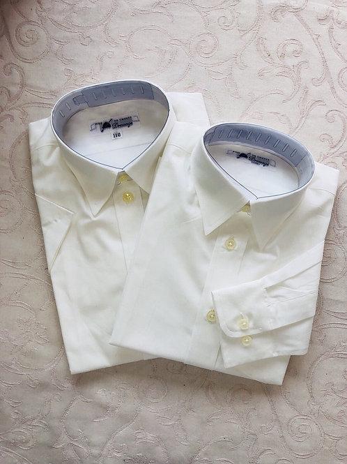 半袖、長袖レギュラーシャツ