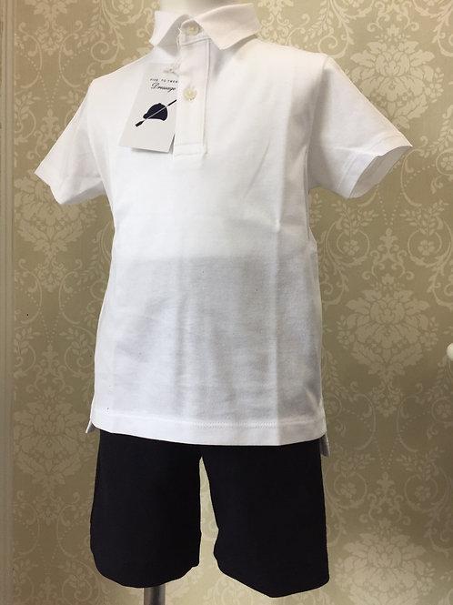 スムス半袖シャツ