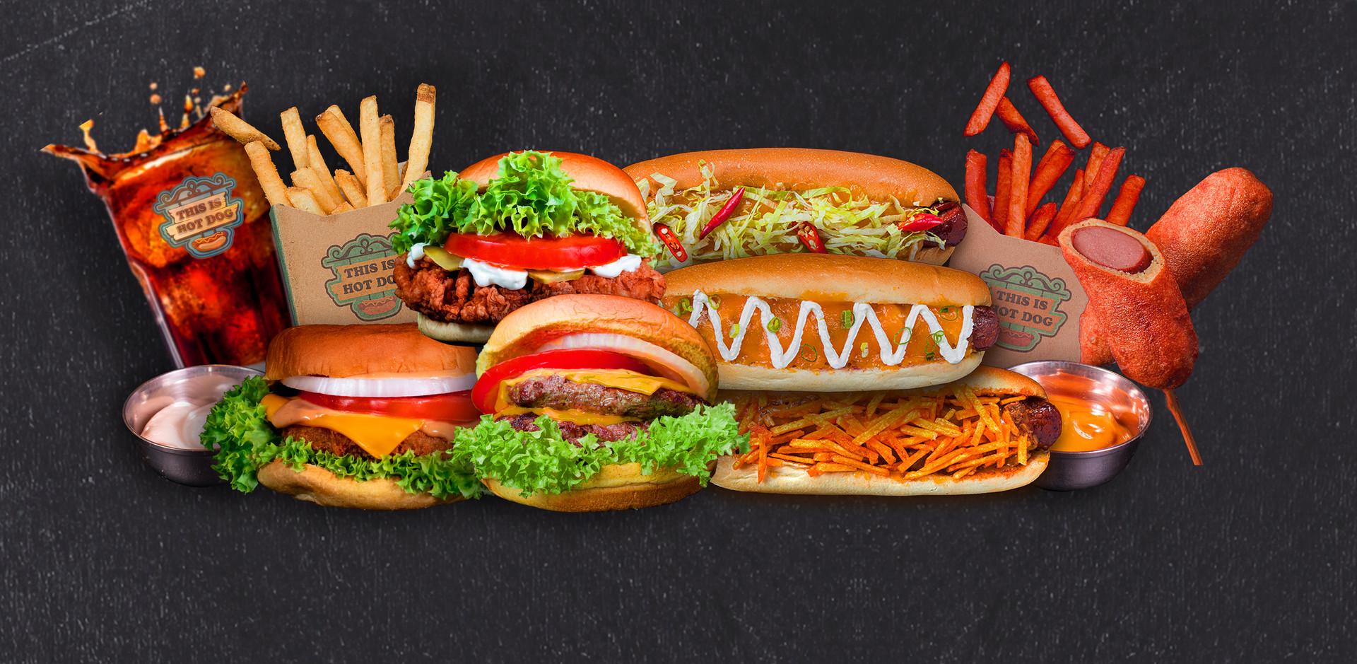 Caption 3 slides - hotdogsandburgers.jpg
